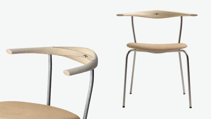 PP701 Minimal Chair | Hans J. Wegner | Minimal chairs, Chair