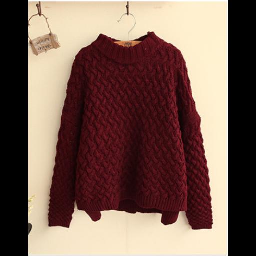 بلوزة هاينك نسائي صوف Pullover Sweaters Wool