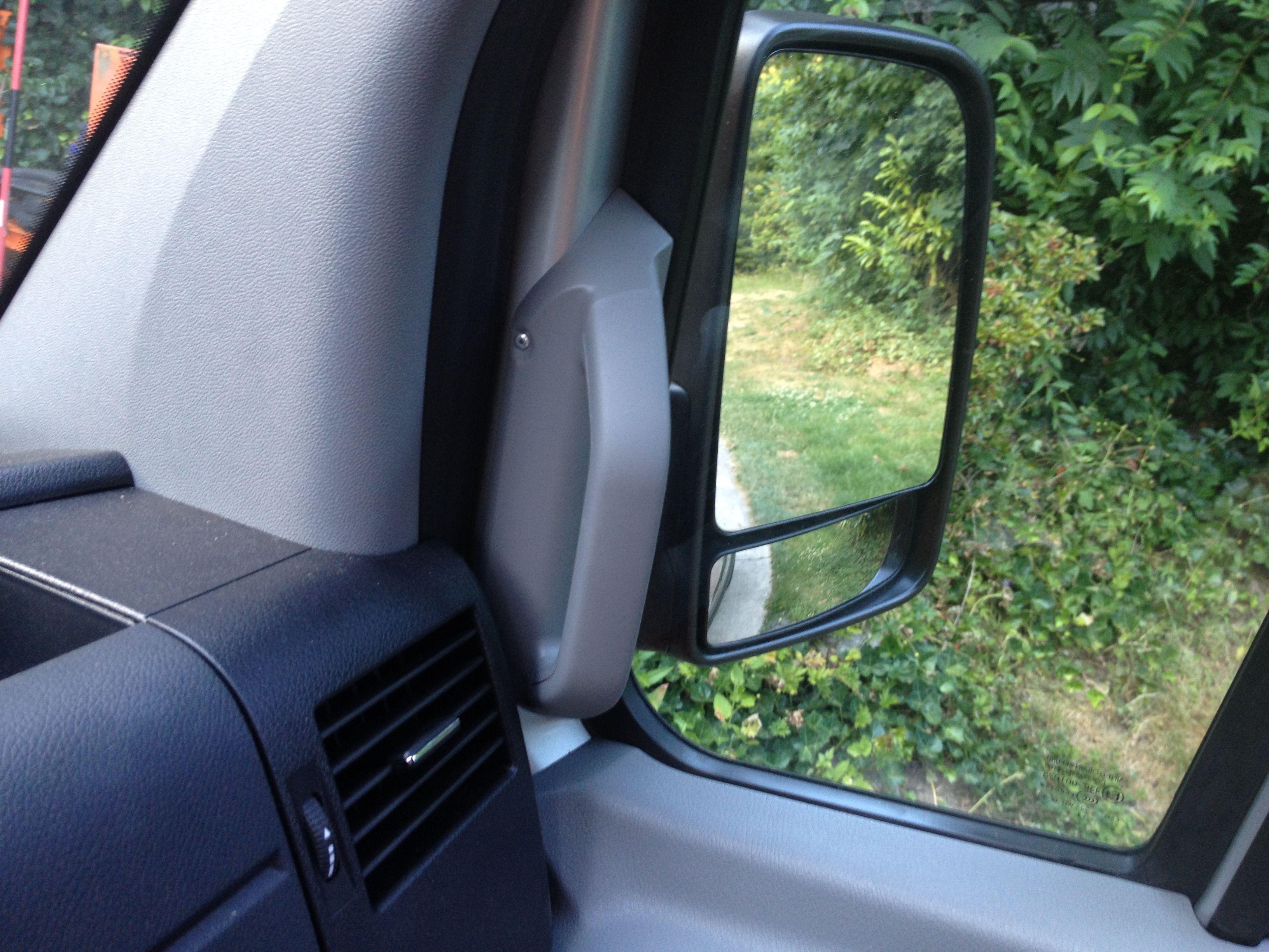 Inside Door Grab Handle See Http Terrawagen Com Sprinter Sprinter Door Handles Handle