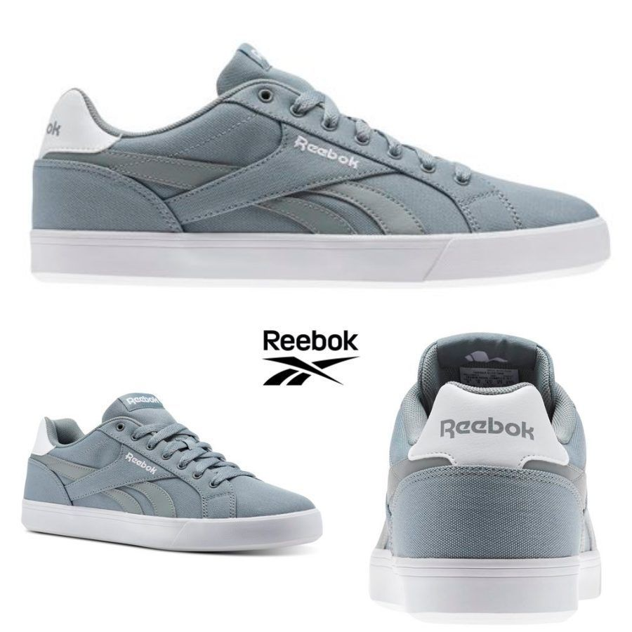 b89754815de5e Reebok Classic Royal Complet 2 LT Shoes Sneakers Grey CM9637 SZ 5-12.5  Limited