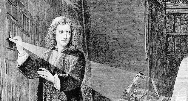 Sir Isaac Newton Who Invented Calculus Just Because His Friend Ask