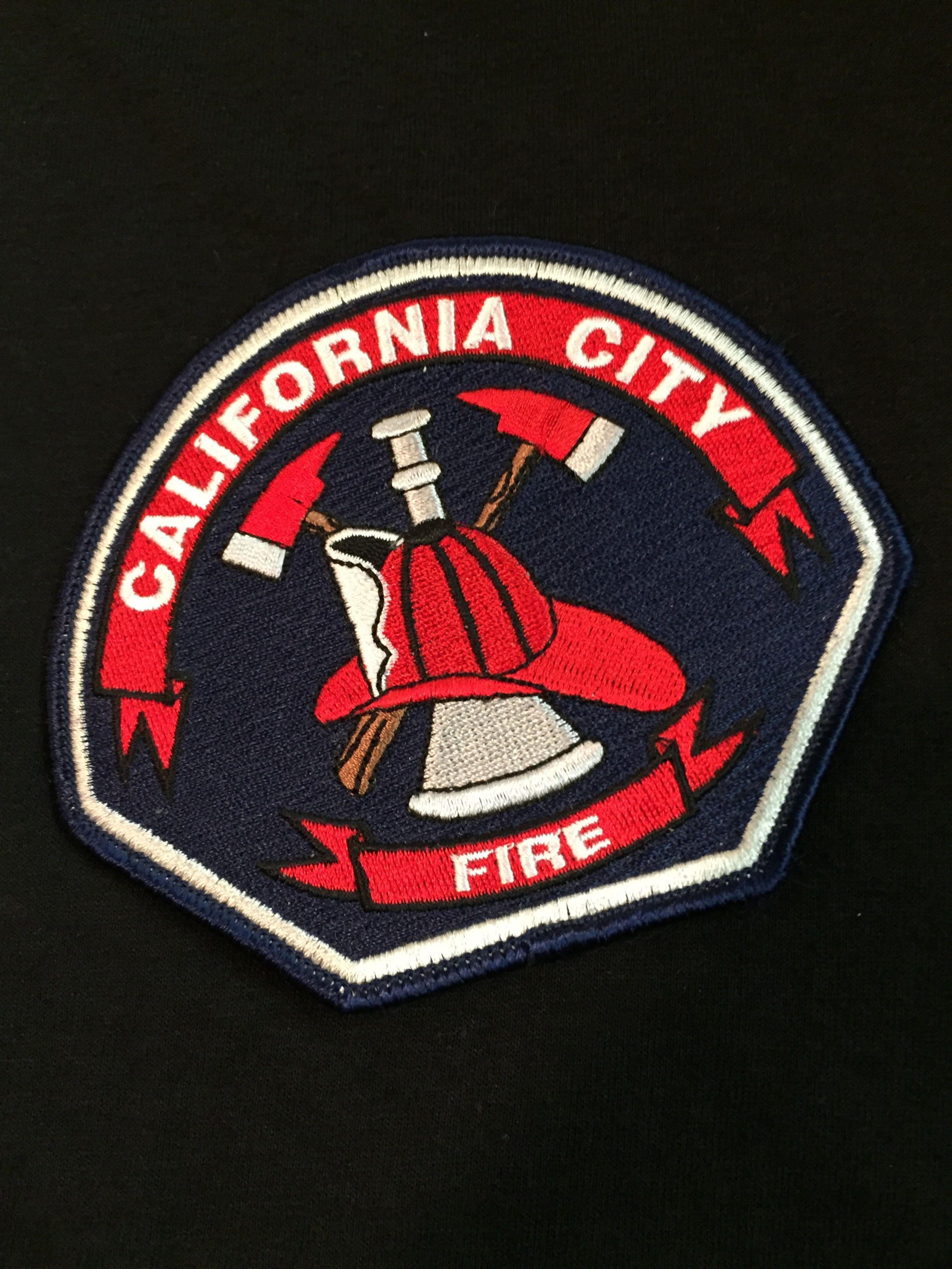California City Fire Department Fire department