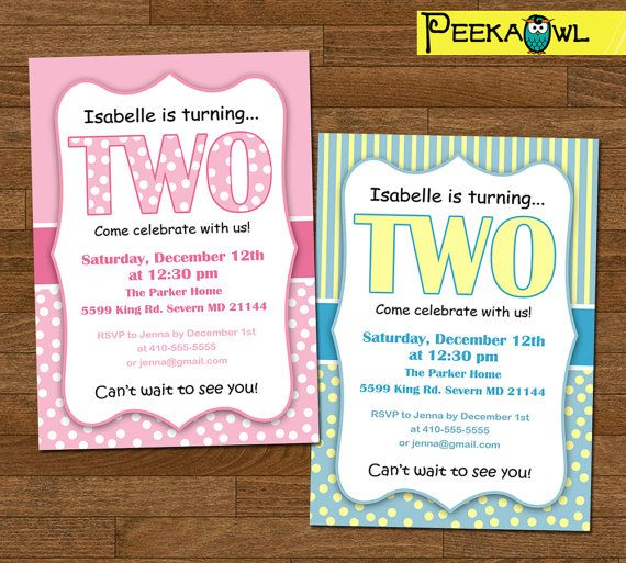 Printable polka dots striped 2nd birthday invitations by peekaowl printable polka dots striped 2nd birthday invitations by peekaowl filmwisefo