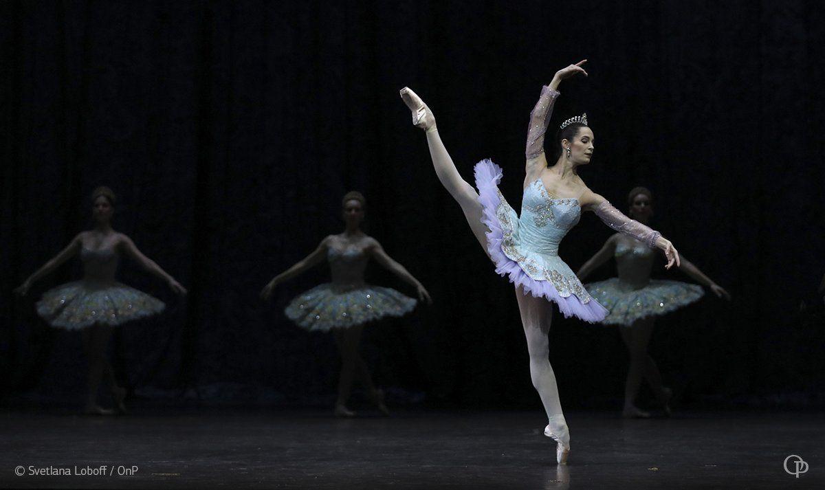 Amandine Albisson. Opera de París. Don Quijote
