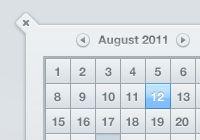 Calendar by Pranav Pramod