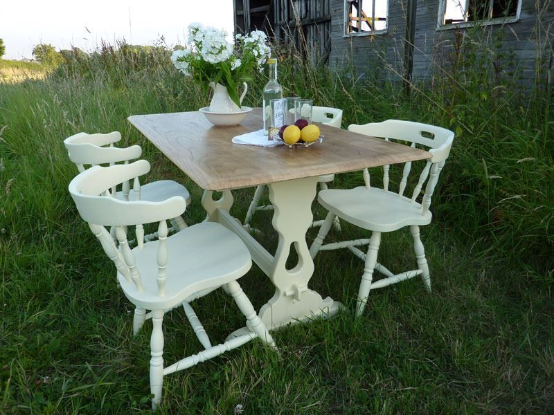 Image result for painted captains chairs Boho Glam Pinterest