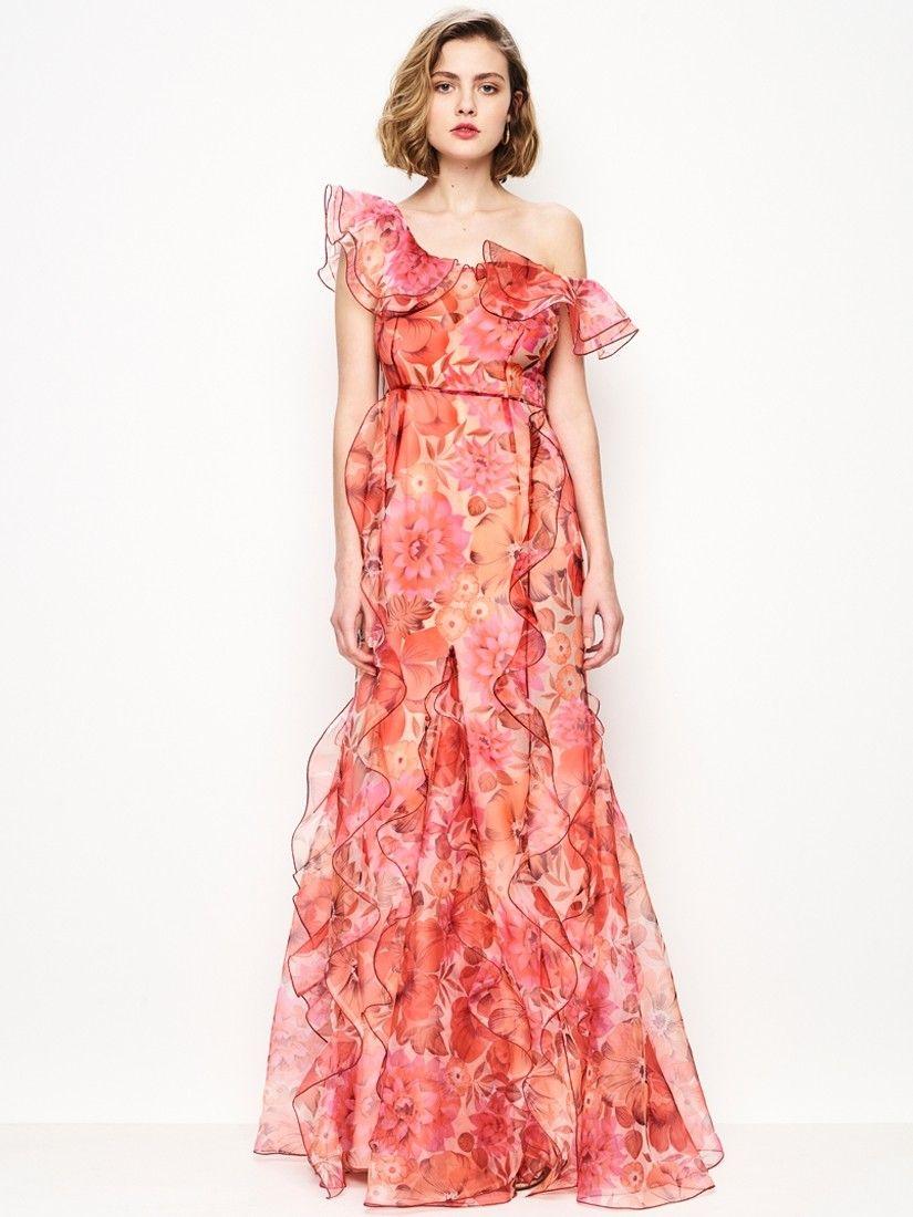 8b969568 Alice McCall 'Flora Gown Red' Dresses |Shop Splash www.shopsplash.com