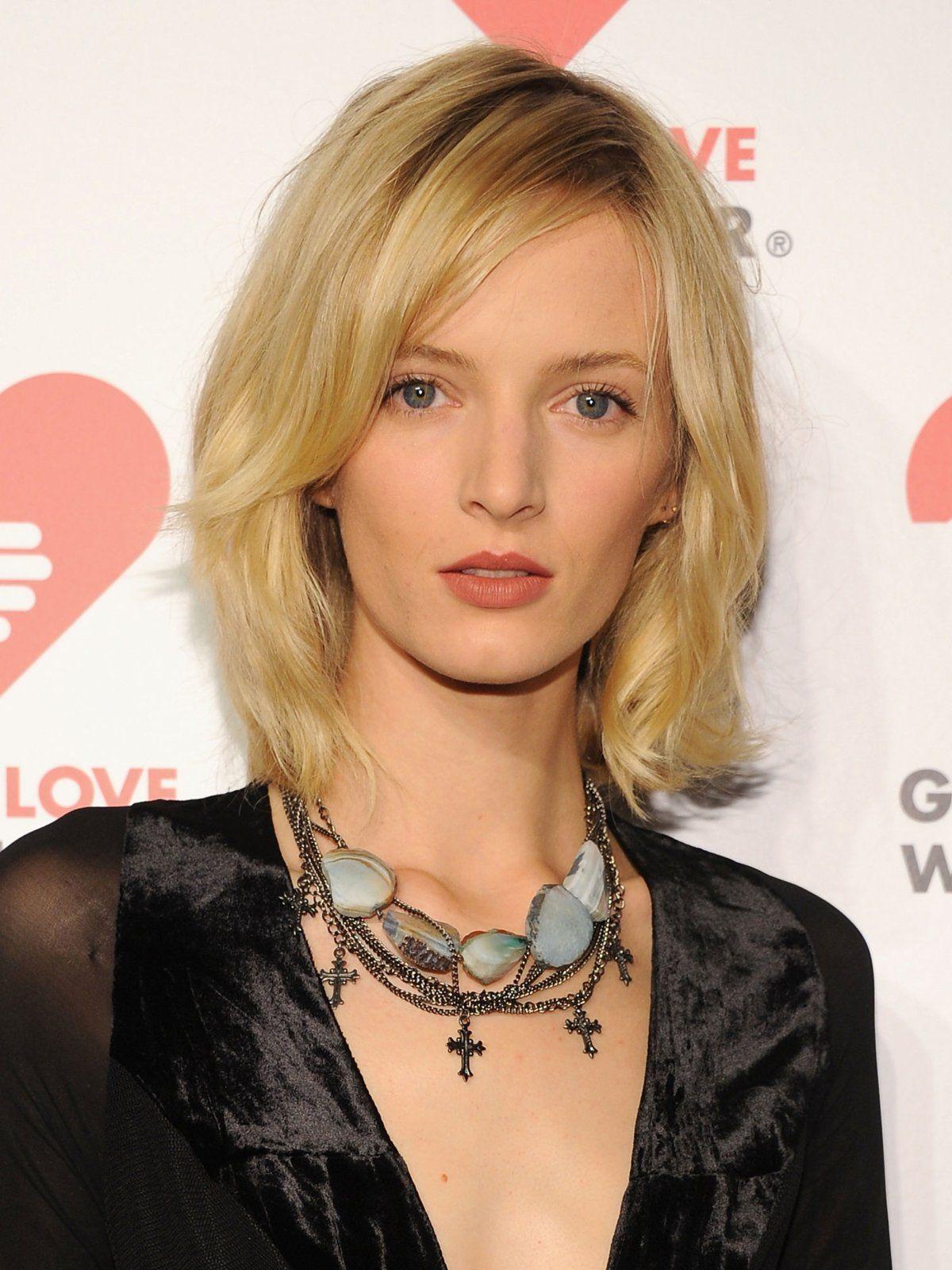 Feines Haar 30 Gute Frisuren Für Mehr Volumen Details Pinterest