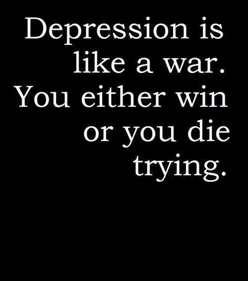 Depression Quotes Tumblr Depressed Depression Sad Quotes