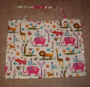 "Basic Nursing Cover ""Hooter Hider"" Tutorial"
