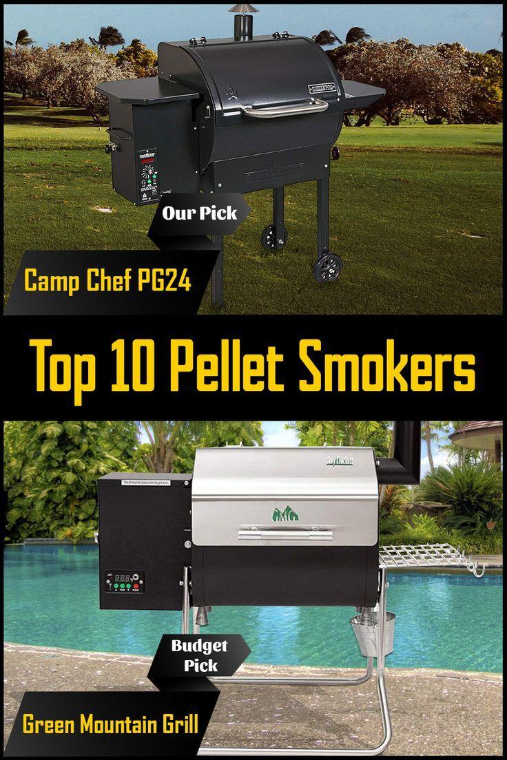 10 Best Pellet Smokers In 2019 Reviews Amp Buyers Guide In