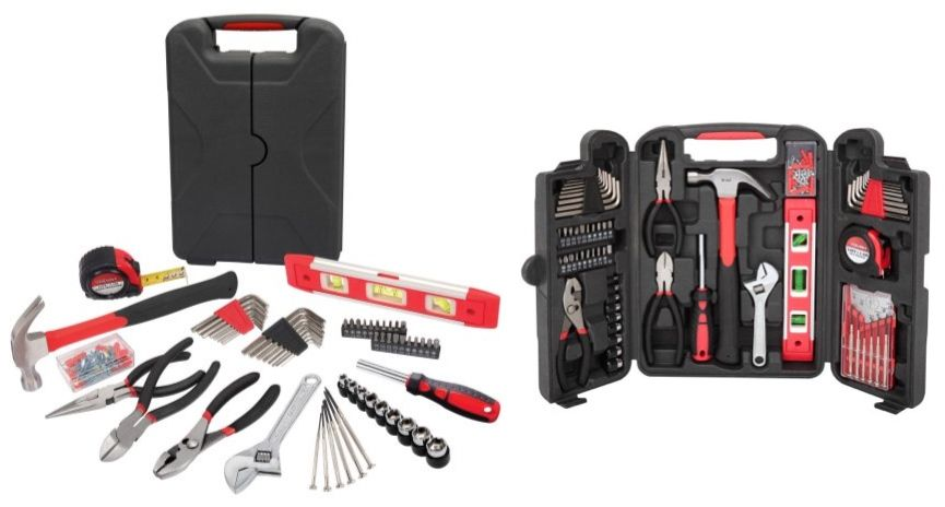 150-Piece Homeowner Tool Set Only $18.87 - http://www.swaggrabber.com/?p=318706