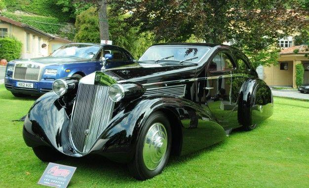 loveisspeed 1925 rolls royce phantom i jonckheere aerodynamic coupe cars trucks. Black Bedroom Furniture Sets. Home Design Ideas