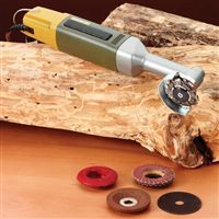 Power Carving, Power Carving Tools, Power Wood Carving at