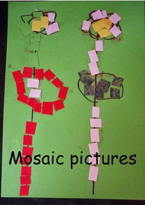 Mothers Madness: Mosaic pictures