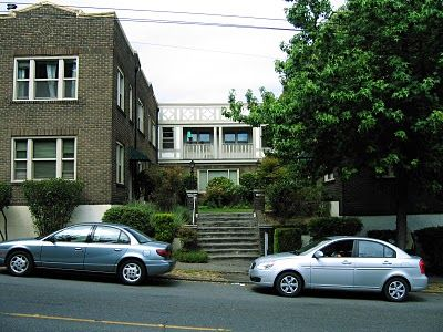 Singles Movie Apartment At 1820 E Thomas St On Capitol Hill