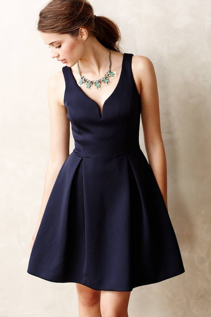 Schwarzes kleid fur hochzeitsgast