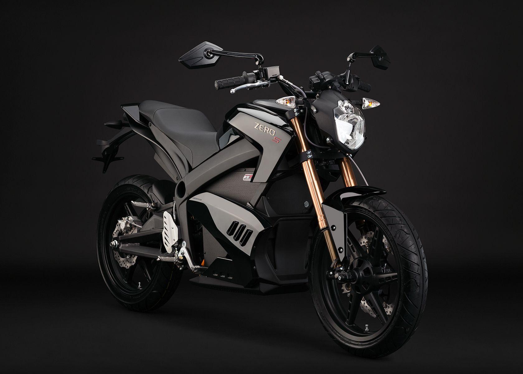 2013 Zero S Electric On Off Road Motorcycle So Slick Zero