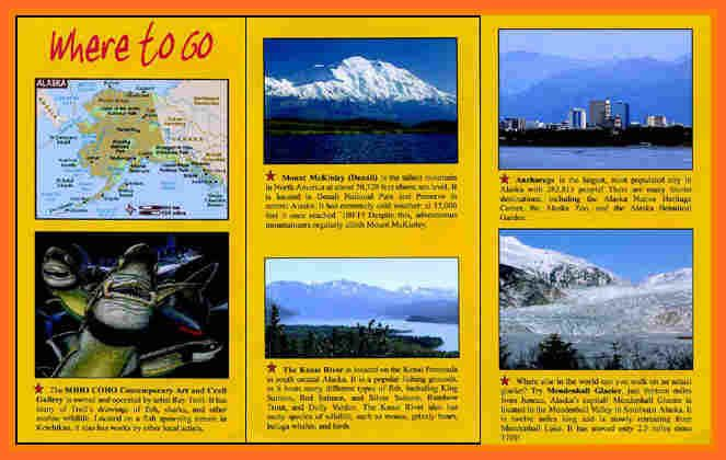 Travel Brochure Examples Examples Of Travel Brochures