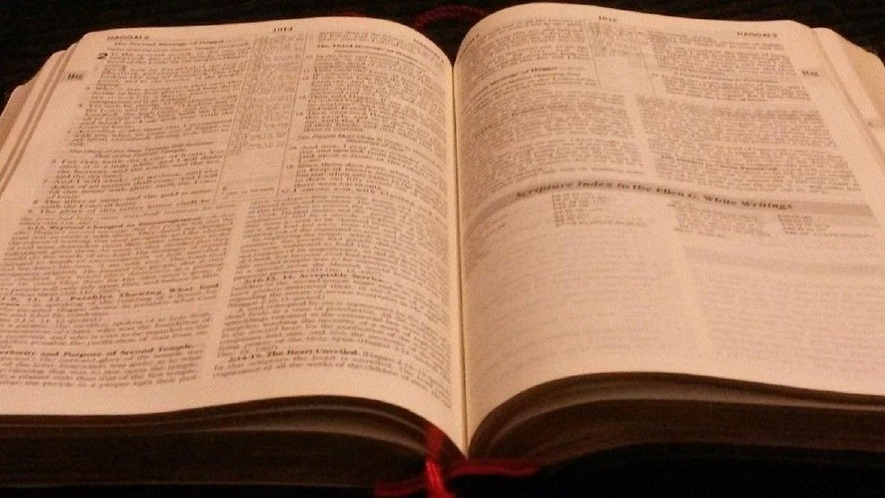 Bill to make Bible official book of Tennessee approved