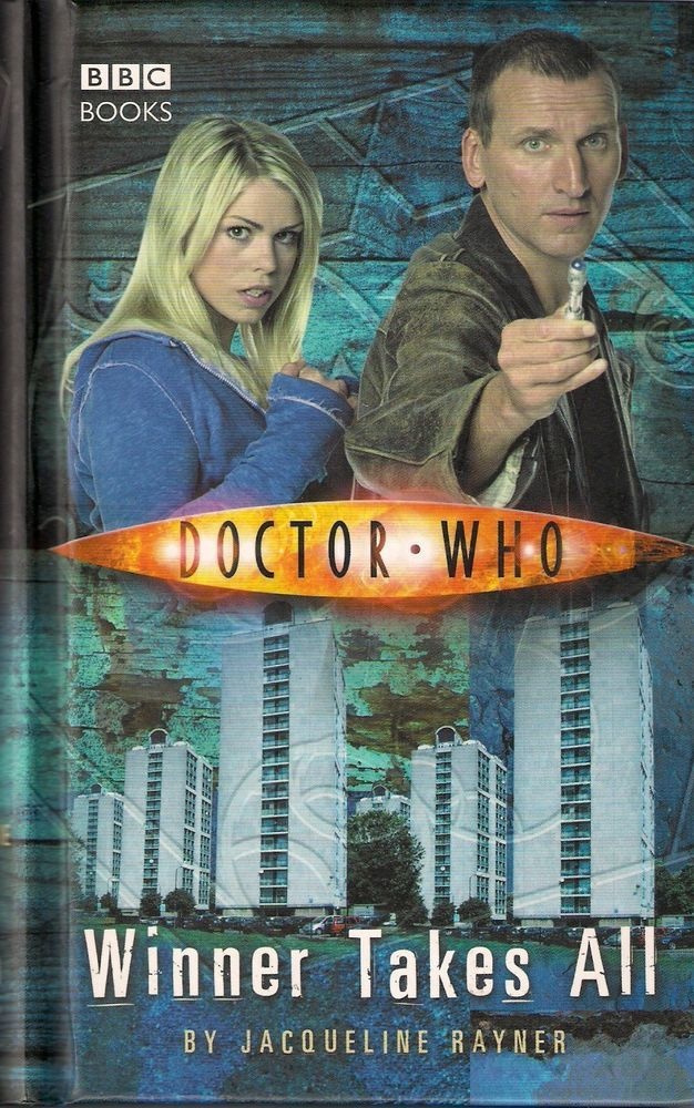 DOCTOR WHO WINNER TAKES ALL by JACQUELINE RAYNER 9th