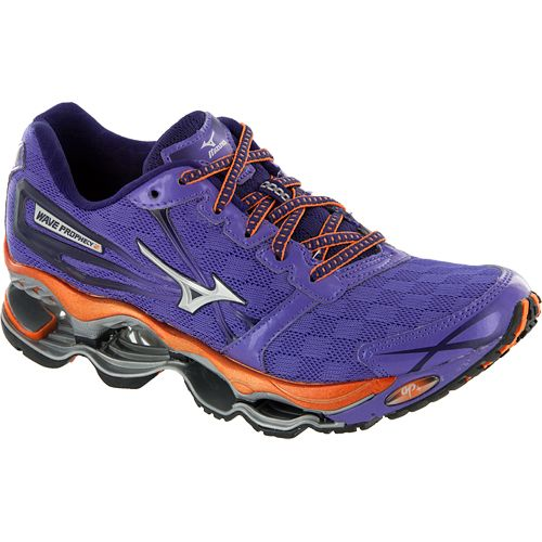 promo code c1b99 76c5c Click Image Above To Purchase  Mizuno Wave Prophecy 2  Mizuno Women s  Running Shoes Blue orange blue
