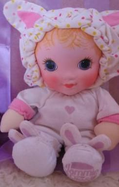 Would Love The Jammie Pie To Become Available Again My Daughter Loved This Doll She Was So Soft And Fragrant Jammie Vintage Dolls Dolls For Sale