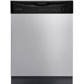 Frigidaire Easy Care Built In Dishwasher With Hard Food Disposer Plastic Easycare Stainless Steel Common Actual Energy Star