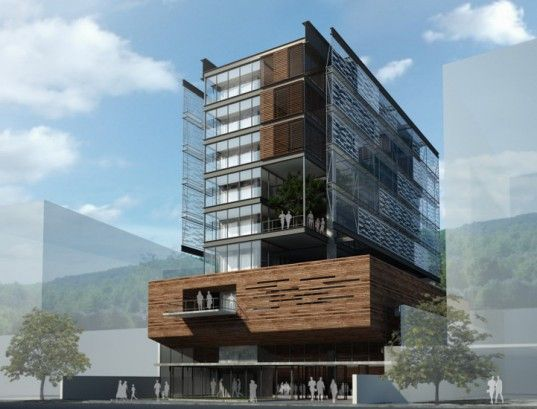 Brilliant Brazilian Office Tower Marries Form with Efficiency ...
