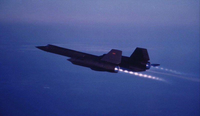 11 Photos That Show Why The SR-71 Blackbird Is One Of The