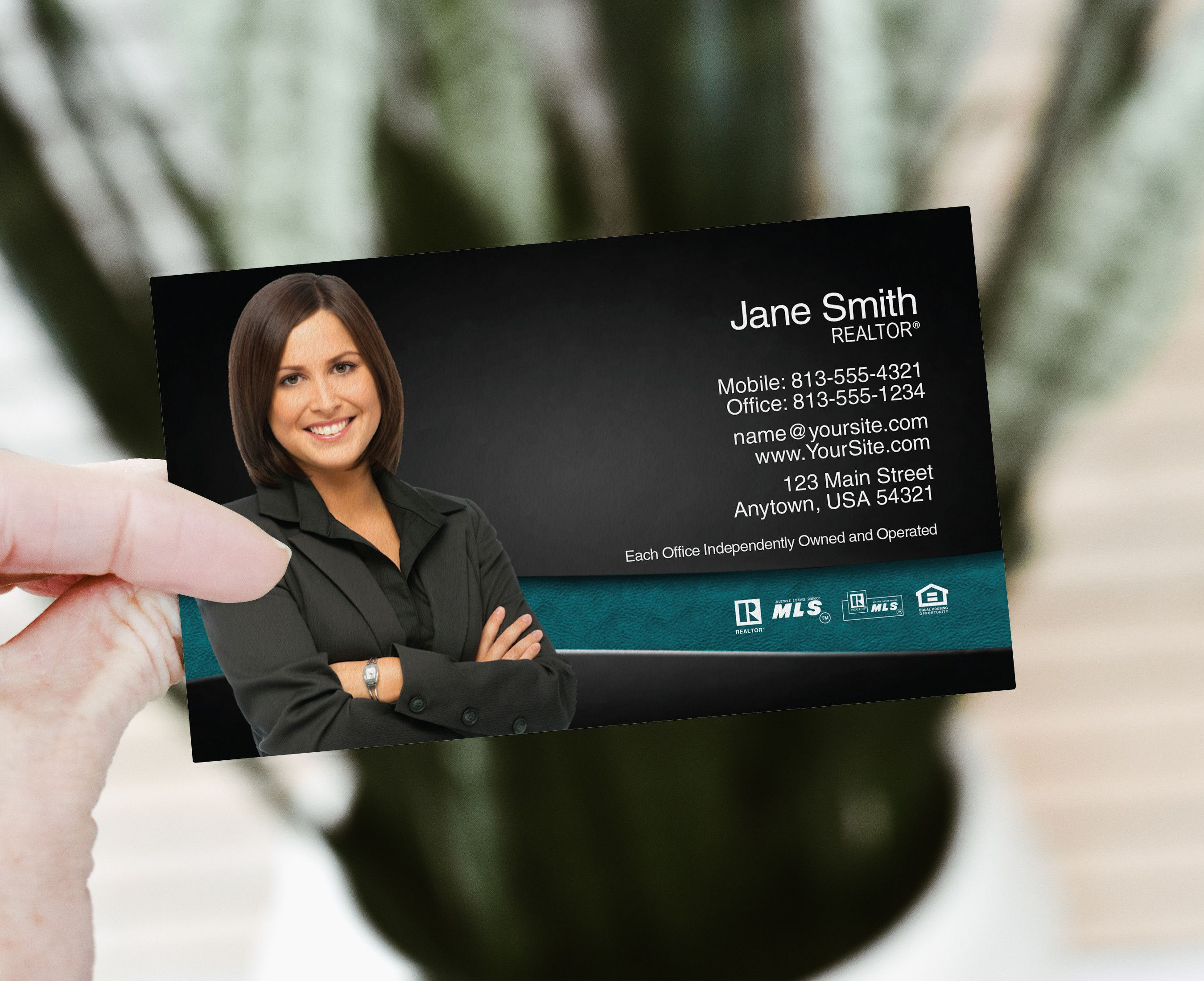 Have You Seen Our New Exit Realty Business Cards Realtor Exitrealty Realestate Realtors Business Card Design Software Exit Realty Business Cards Online