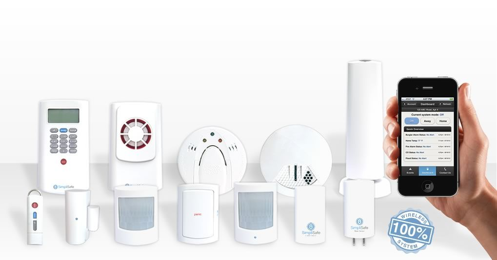 Simplisafe home security systems this is incredible any for Look security systems