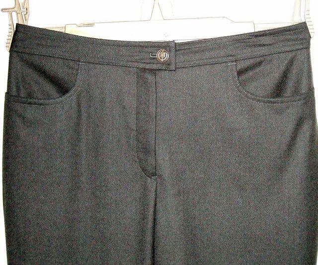 Tutoriel par Ann Rowley - Pants pocket and zip
