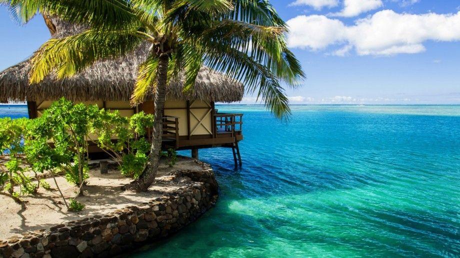 Exotic Beach Wallpaper, Top 48 Exotic Beach Wallpapers | Original ...
