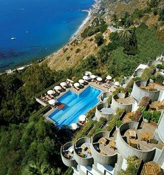 Taormina places i 39 ve visited taormina sicily sicily for Design hotel sicilia
