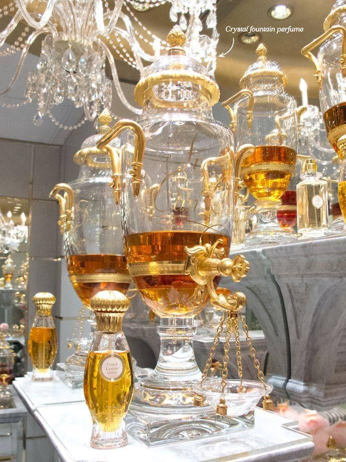 Caron Perfumes Maison, Paris