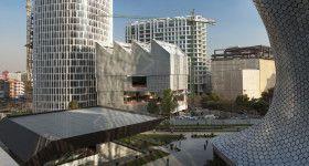Museo de la Colección Jumex se inaugura en noviembre