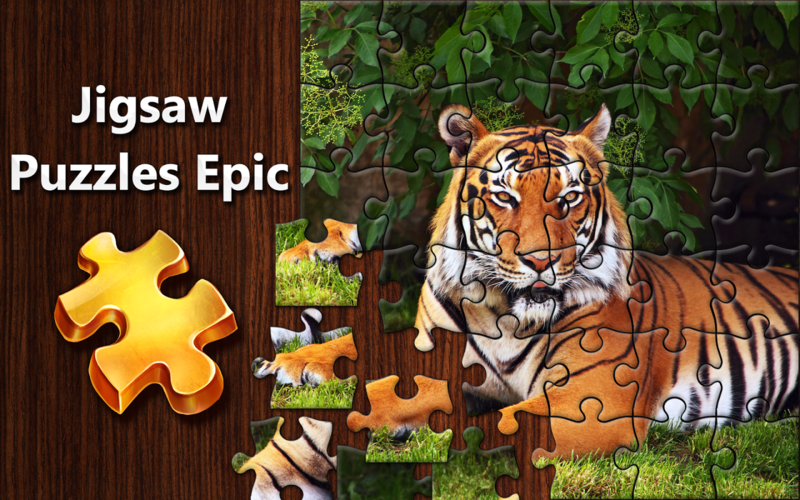 Jigsaw Puzzle Epic v1.2.5 (All Unlocked) Apk Mod Data http
