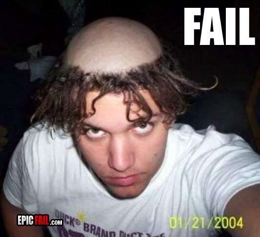 Epic Haircut Fails Hair Cuts Gone Wong Pinterest Hair Ugly