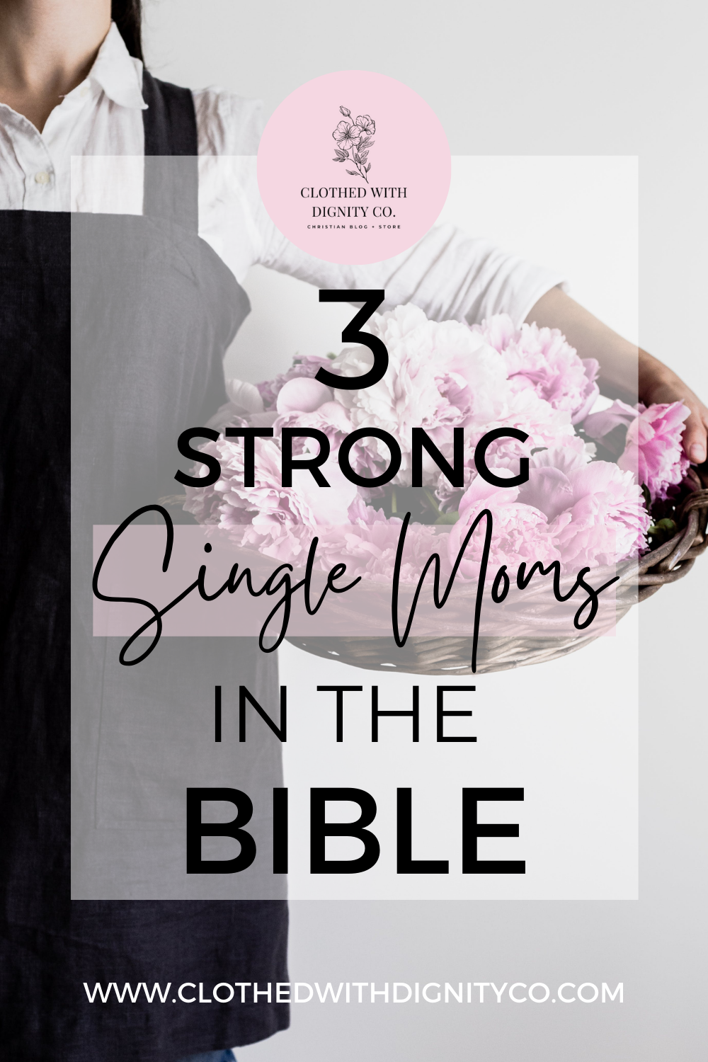 3 Strong Single Moms In The Bible