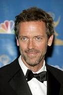 Hugh Laurie admitted in a recent issue that he suffered from depression.