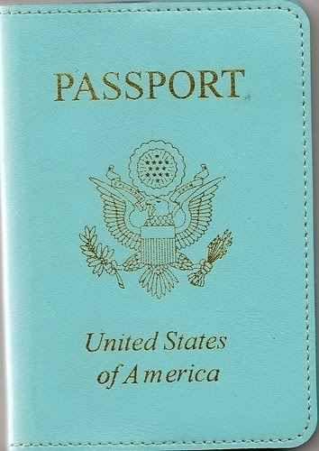A Passport Cover