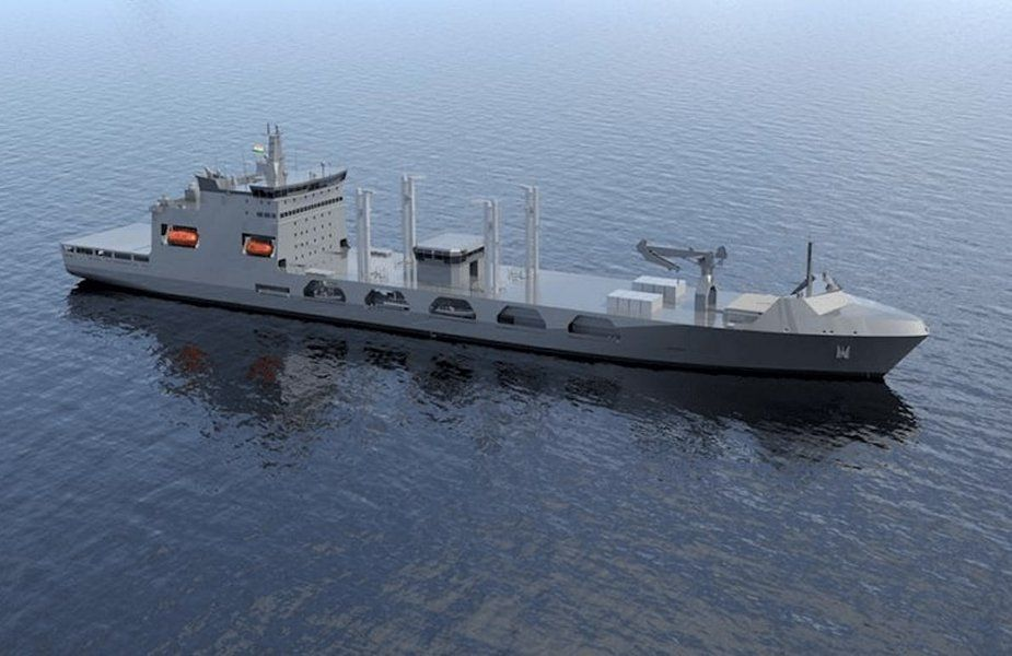 Turkey S Tais Shipyards Wins 2 1 Billion Indian Navy Order For Fleet Support Vessels In 2020 Indian Navy Fleet Naval