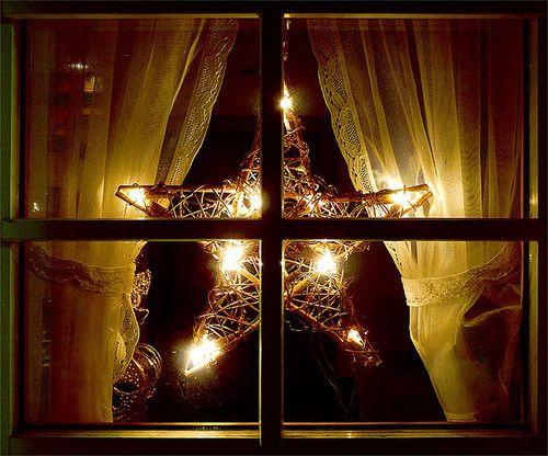 Star light window decoration - Star Light Window Decoration Simply Loving Christmas Decor