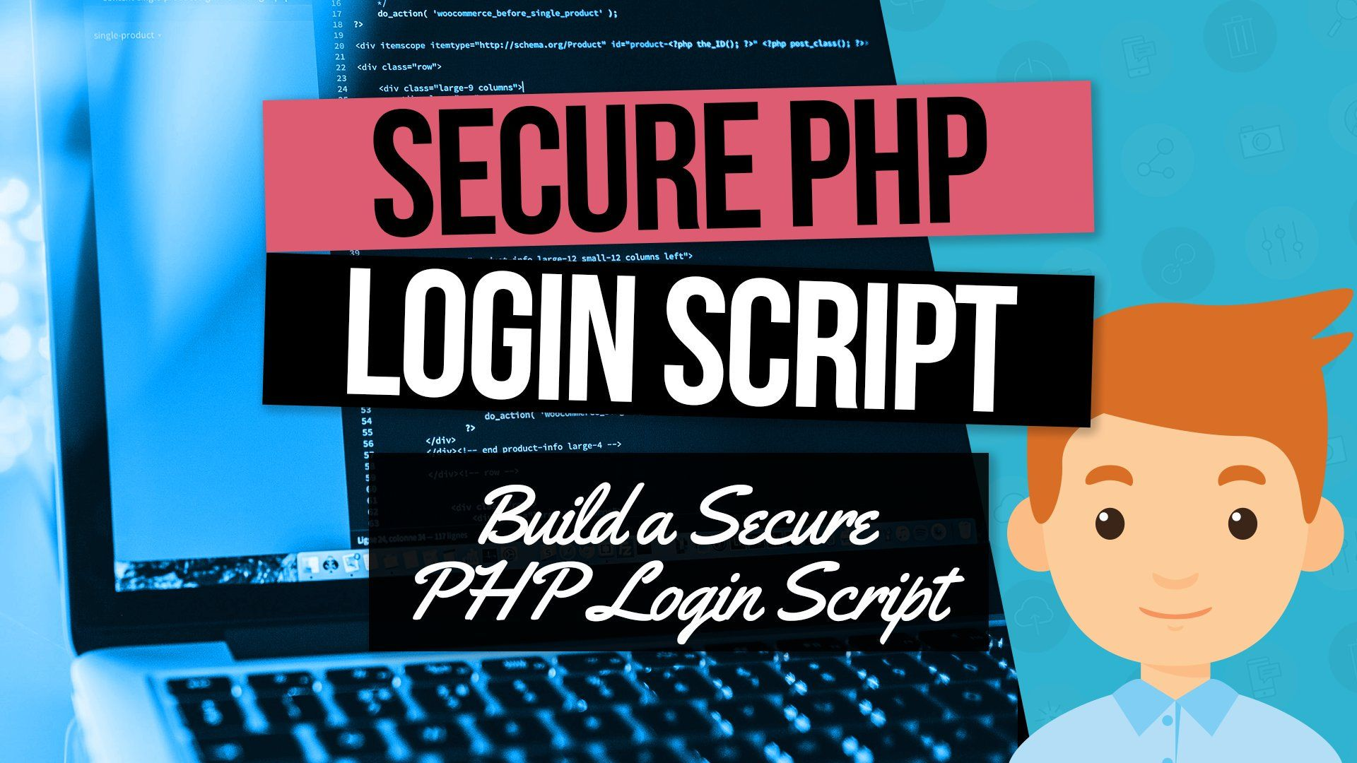 You'll learn how to create a secure, sessionbased login