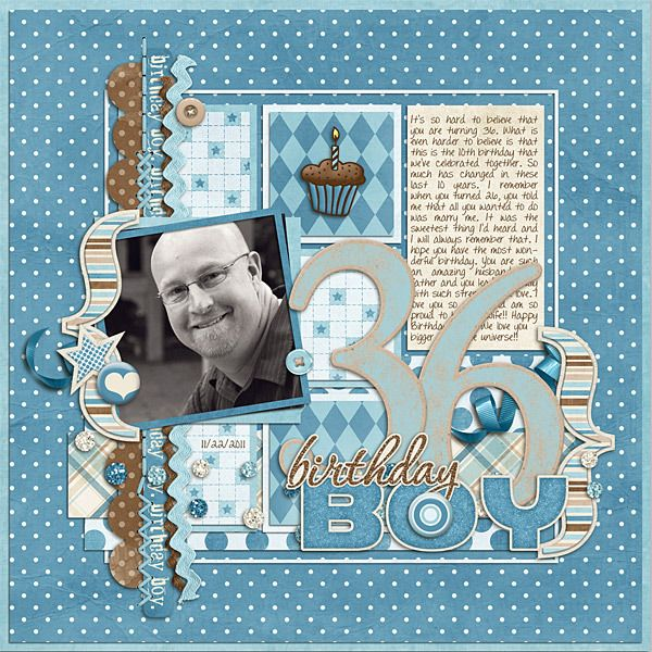 The Sweetest Digital Scrapbooking Site on the Web