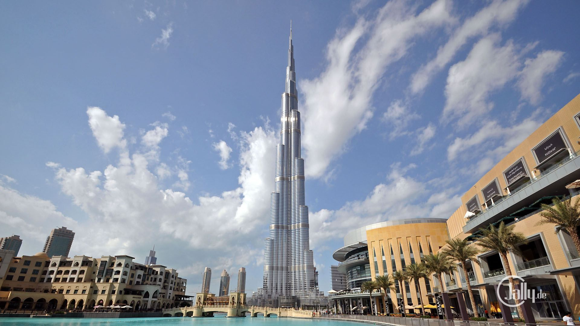 Dubai Burj Khalifa Wallpaper For Iphone 5 6 Plus Cities