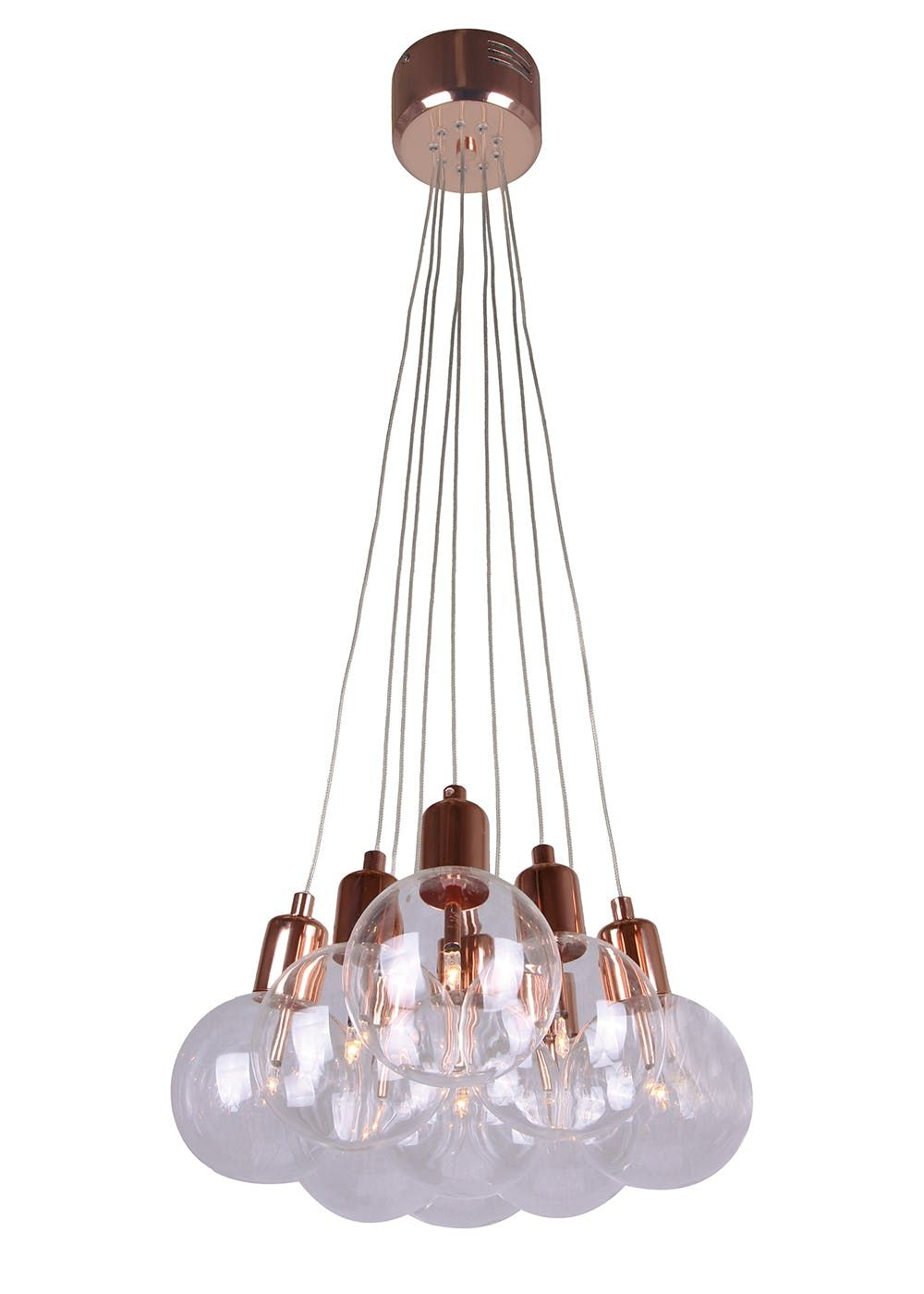 c2a733bb9584 Tapping into industrial influences, this stripped-back design creates  effortless drama. Focusing on the simple beauty of a naked bulb, this  statement.