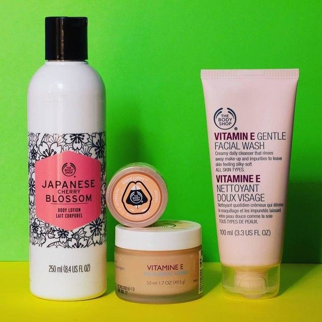 Best Sellers Gentle Facial Wash Skin Care The Body Shop