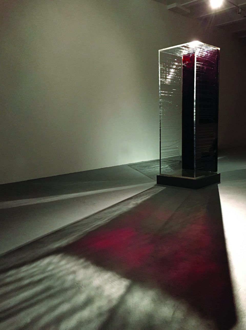 Jordan Eagles, Blood Mirror, 2014